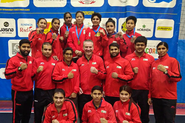 Indian women boxers shine at Turkish event