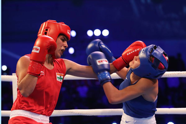 2nd Junior boxing Nationals from today