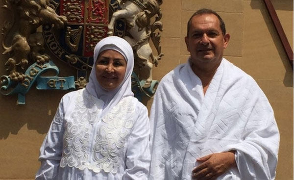 British envoy to Saudi Arabia converts to Islam, performs Haj