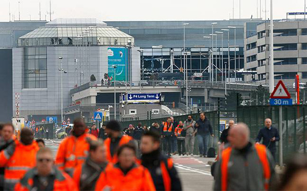 Islamic State claims Brussels terror attacks