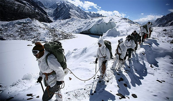 Siachen: Talk of withdrawing from Siachen cannot be agenda-driven