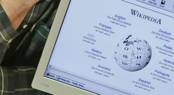 Wikipedia turns 15-year-old, gets new source of cash