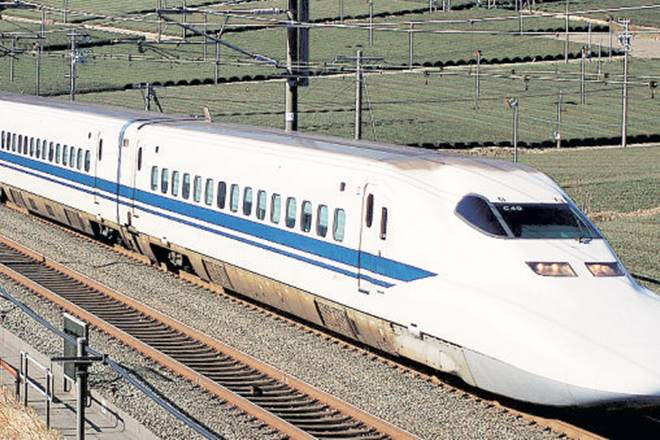 Whom will the bullet train project benefit?