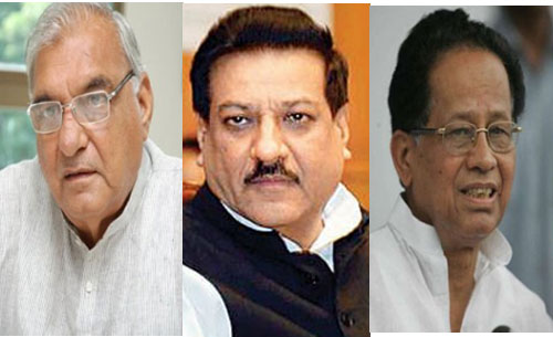 Hooda out of the woods, fate of Chavan, Gogoi hangs in balance