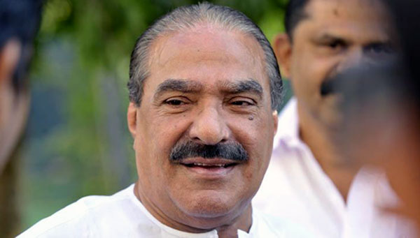 Not a coward to step down: K.M Mani