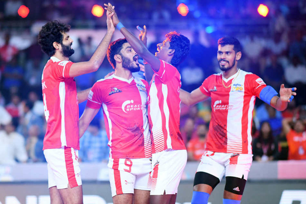 Pro Volleyball League: Calicut Heroes beat U Mumba Volley to enter final