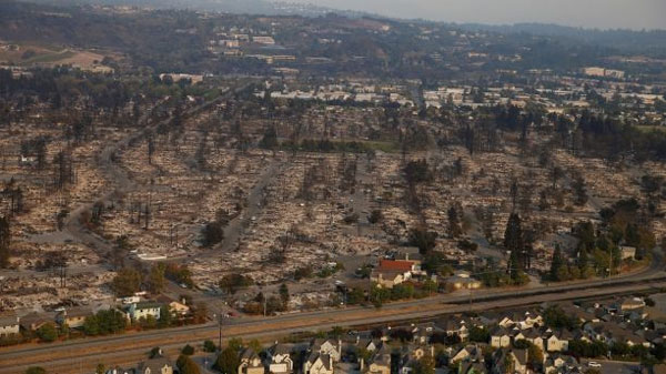 California fires kill 31, deadliest in states history