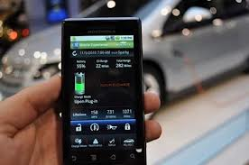 Talk to your smart phone to unlock car!