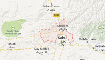 Afghan bomb attack targets NATO convoy