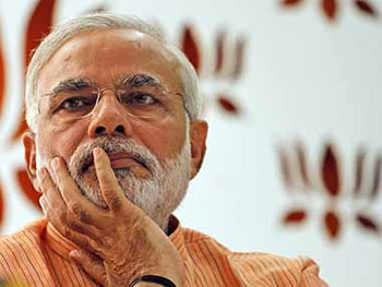 Modi misses Jharkhand oath taking due to fog