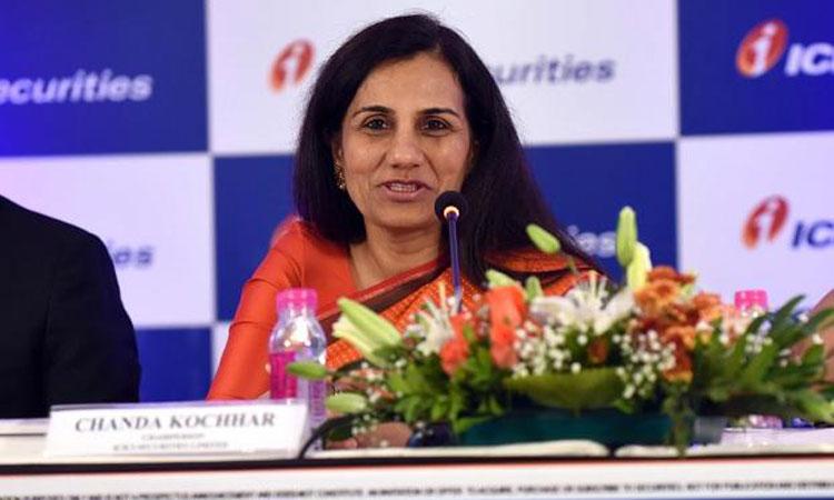 Court orders FIR against ICICI CEO Chanda Kochchar