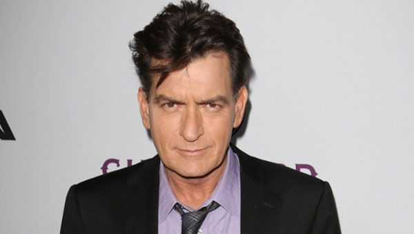 Charlie Sheen makes racist comment against Obama