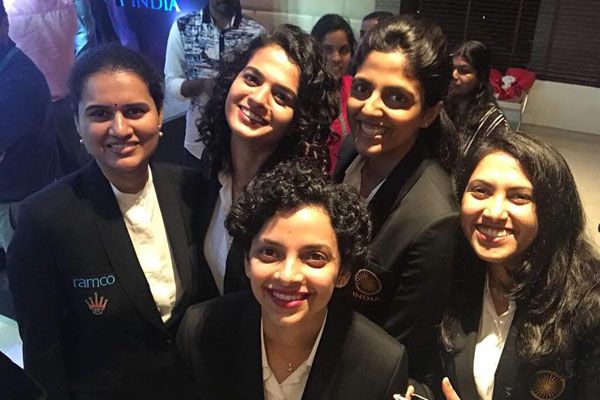 Chess Olympiad: Indian eves trounce rivals