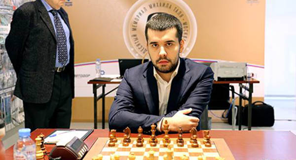 Anand shocked by Nepominachtchi in Grand Chess tour opener
