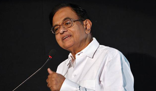 Government will again miss fiscal deficit target: Chidambaram