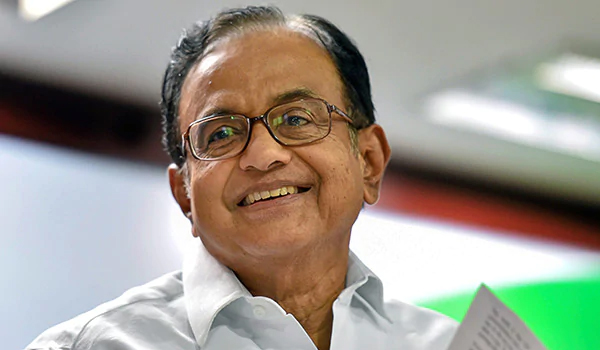 Chidambaram launches attack on PM Modi