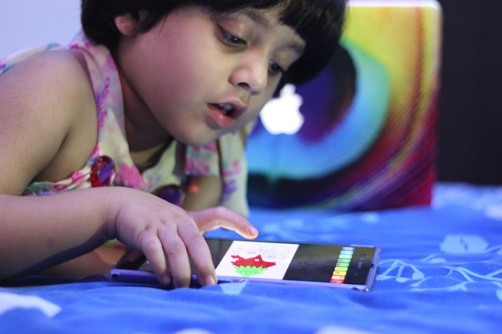 Is screen addiction taking its toll on your toddler?