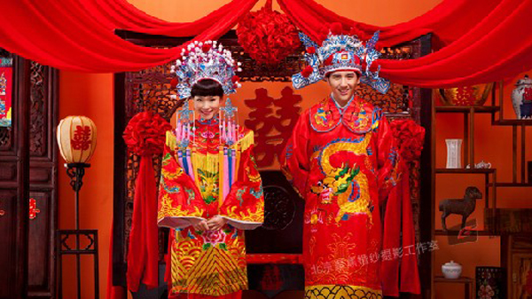 Chinas marriage rate drops for 5 consecutive years