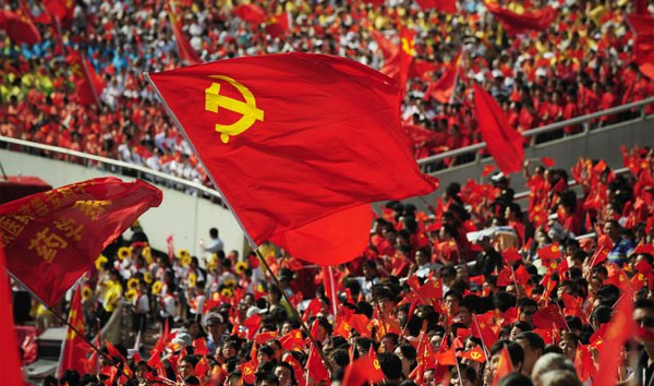Give up religion or face punishment, Chinese Communists told