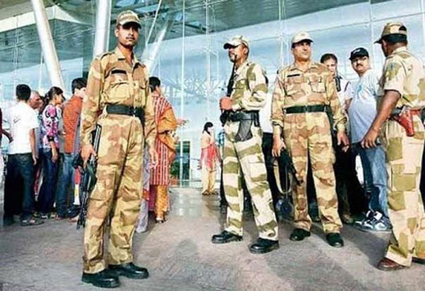 CISF against special force for airport security