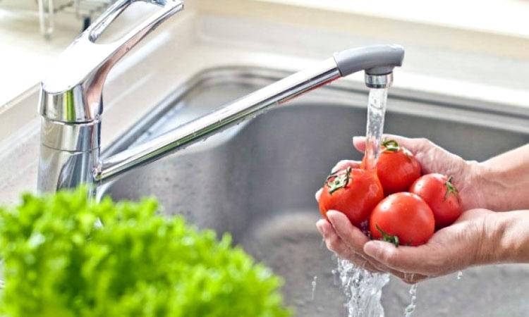 Massive clean-up drives in flood affected villages