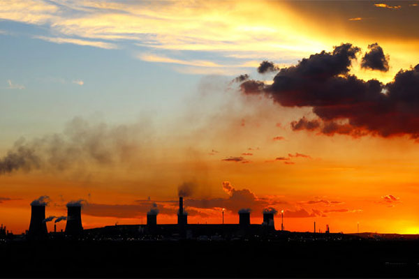 Humans reversing climate clock by 50 mn years