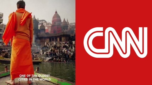 Indian Americans hold peaceful protest against CNN in Chicago