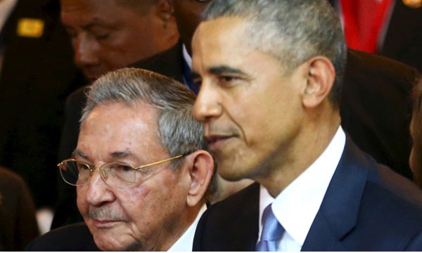 Signaling positive hope for Cuba and the US