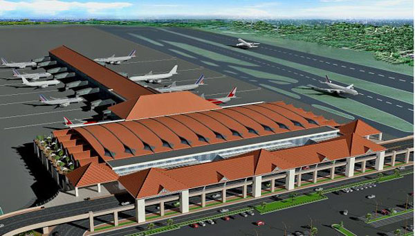 New terminal at Cochin airport to be inaugurated on Friday