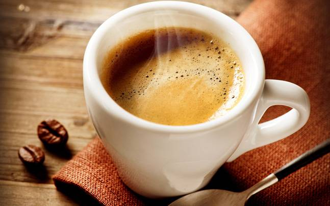 Hot coffee contains more antioxidants than cold coffee