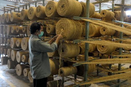 Coir exports registers an all-time high in 2012-13: G Balachandran
