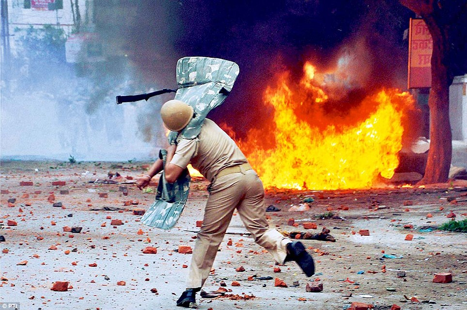 308 communal incidents till June this year