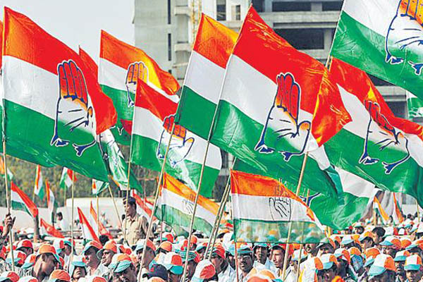 Congress party not to name CM candidate in Telangana