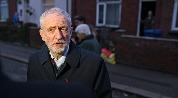 Labour does U-turn, disowns Corbyns anti-India stance