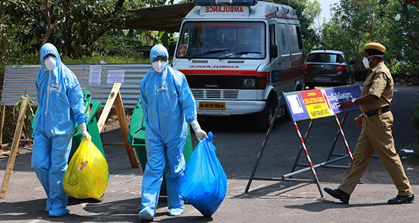 Coronavirus: Kerala lifts state of emergency