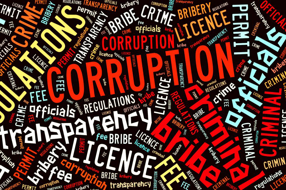 Corruption, Laxity in probes; Crime rate on a hike