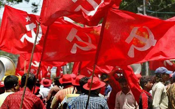 CPI-M workers to collect and dispose solid waste