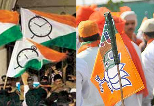 BJP may govern Maharashtra with NCP support