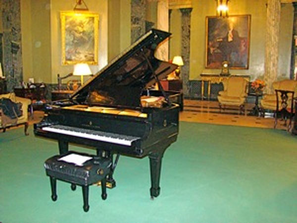 Where great pianists meet the worlds finest pianos