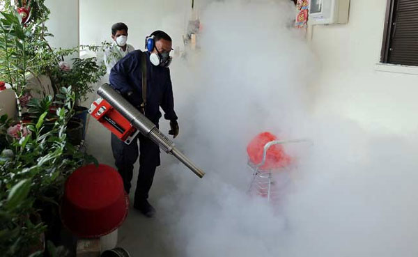 115 Zika cases in Singapore, first pregnant woman diagnosed
