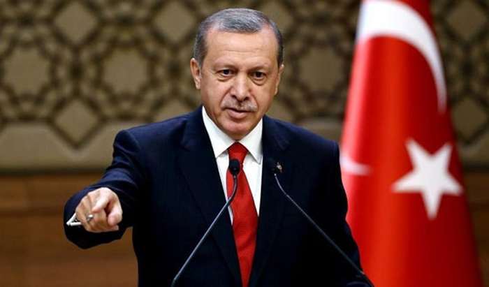 Turkey to naturalise Syrian, Iraqi migrants: Erdogan