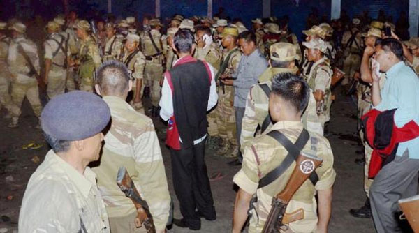 Alleged rapist paraded naked, killed in Nagaland