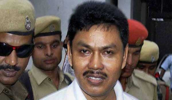 Daimary among 14 convicted in Assam serial blasts