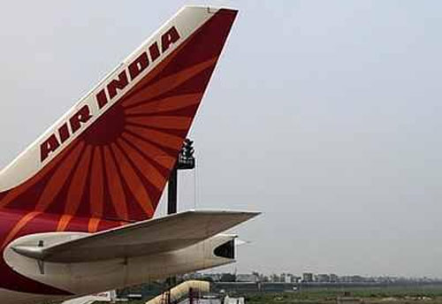 Air India flight lands safely after engine fire
