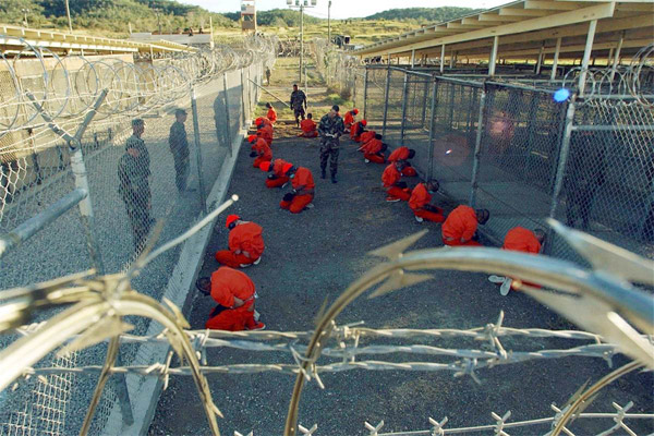 Last prisoner of Guantanamo Bay released