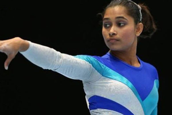 Dipa first Indian woman gymnast to seal Olympic berth