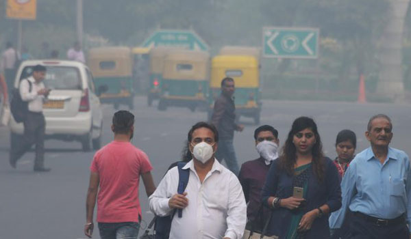 Life expectancy of Delhiites can go up by 3yrs if air quality improves by 20-30pc: Study