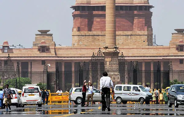 Heatwave conditions in national capital