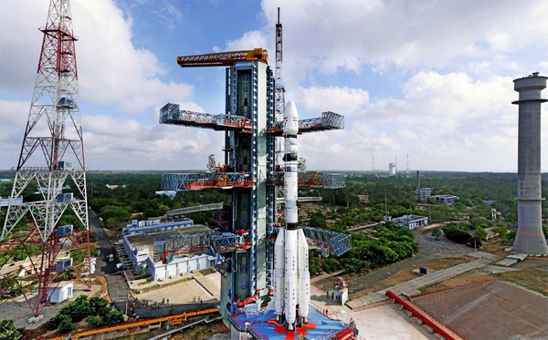 Countdown for launch of Indian rocket progresses smoothly
