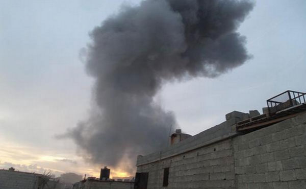 40 IS militants killed in Egyptian airstrikes in Libya after beheadings video